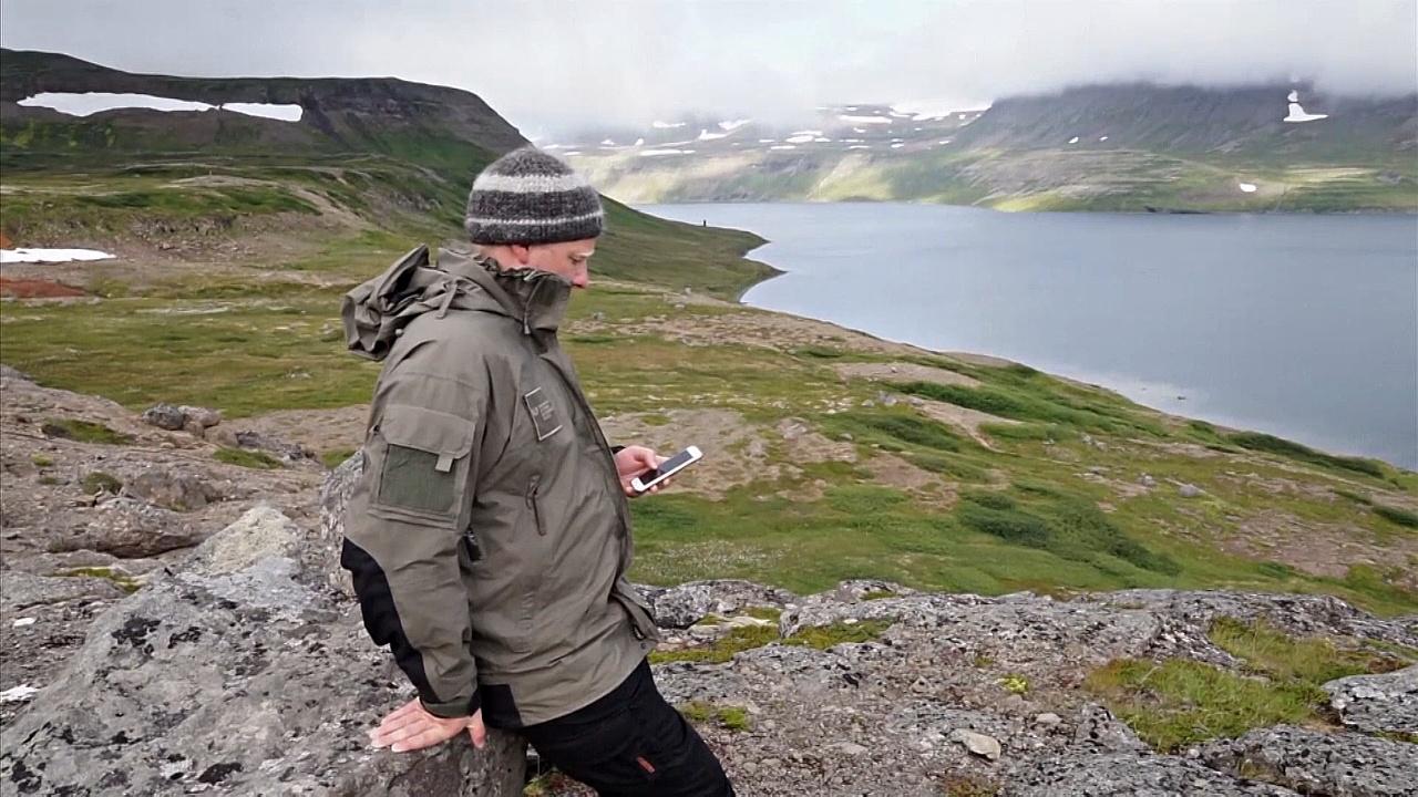 Исландский заповедник предлагают оставить без связи