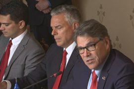 Министр энергетики США призвал ОПЕК и Россию сдерживать цены на нефть
