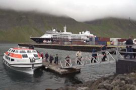 Исландский городок Исафьордюр переживает туристический бум