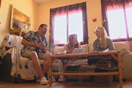 Испанская семья самовольно заняла дом после выселения её из квартиры