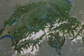 Потепление угрожает горнолыжной индустрии Швейцарии