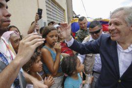 Глава ОАГ: слова о свержении диктатуры Мадуро неверно истолкованы