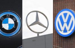 ЕК расследует возможный сговор между VW Group, BMW и Daimler