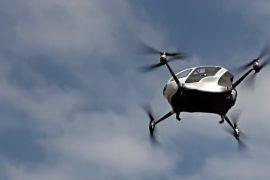 Летающие авто могут появиться в Японии уже к Олимпиаде-2020