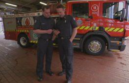 Приложение следит за психологическим состоянием пожарных Австралии
