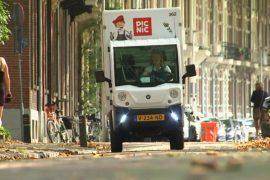 Онлайн-супермаркет продуктов с доставкой стал хитом в Нидерландах