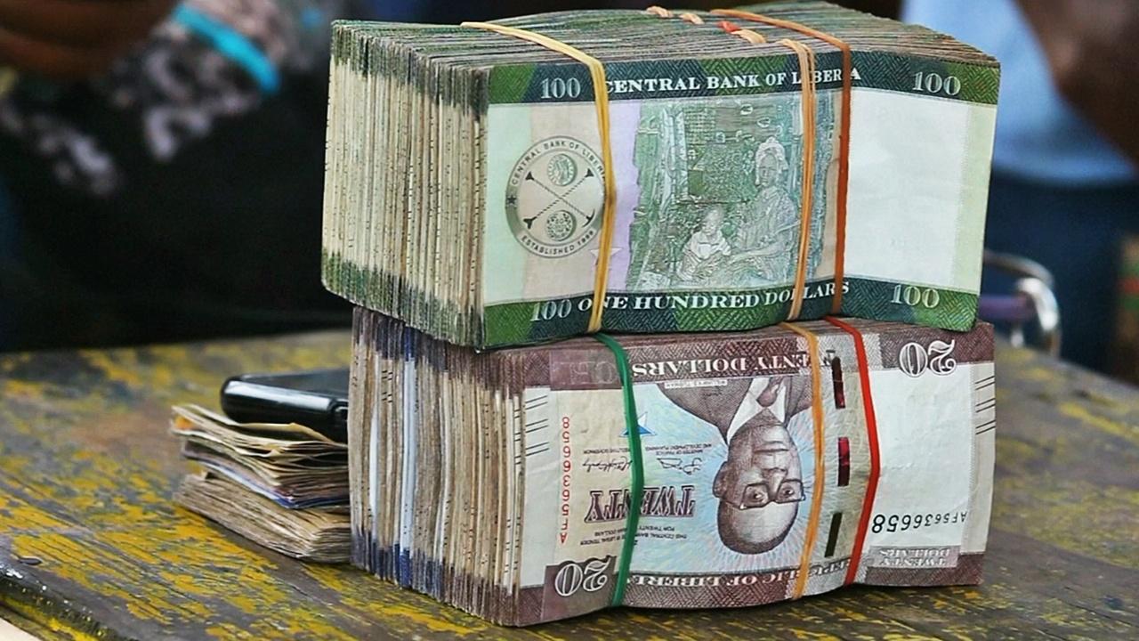 В Либерии ищут пропавшие свежеотпечатанные банкноты на сумму $ 100 млн