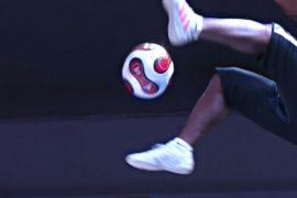 Чемпионат по футбольному фристайлу впервые приехал в Африку