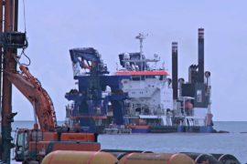 В Грузии строят глубоководный порт, который свяжет Азию с Европой