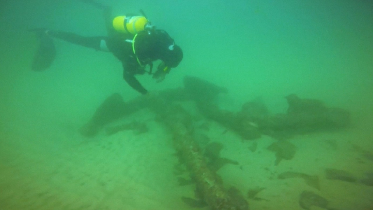 «Открытие десятилетия»: у берегов Португалии нашли старинное судно