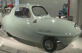 Редкие и знаковые японские автомобили на выставке в музее Петерсена