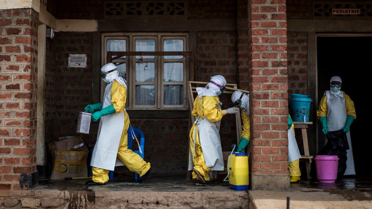 ВОЗ: ситуация с эпидемией Эбола в ДР Конго грозит катастрофой