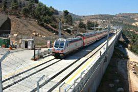 Тель-Авив и Иерусалим связала первая в стране скоростная железная дорога