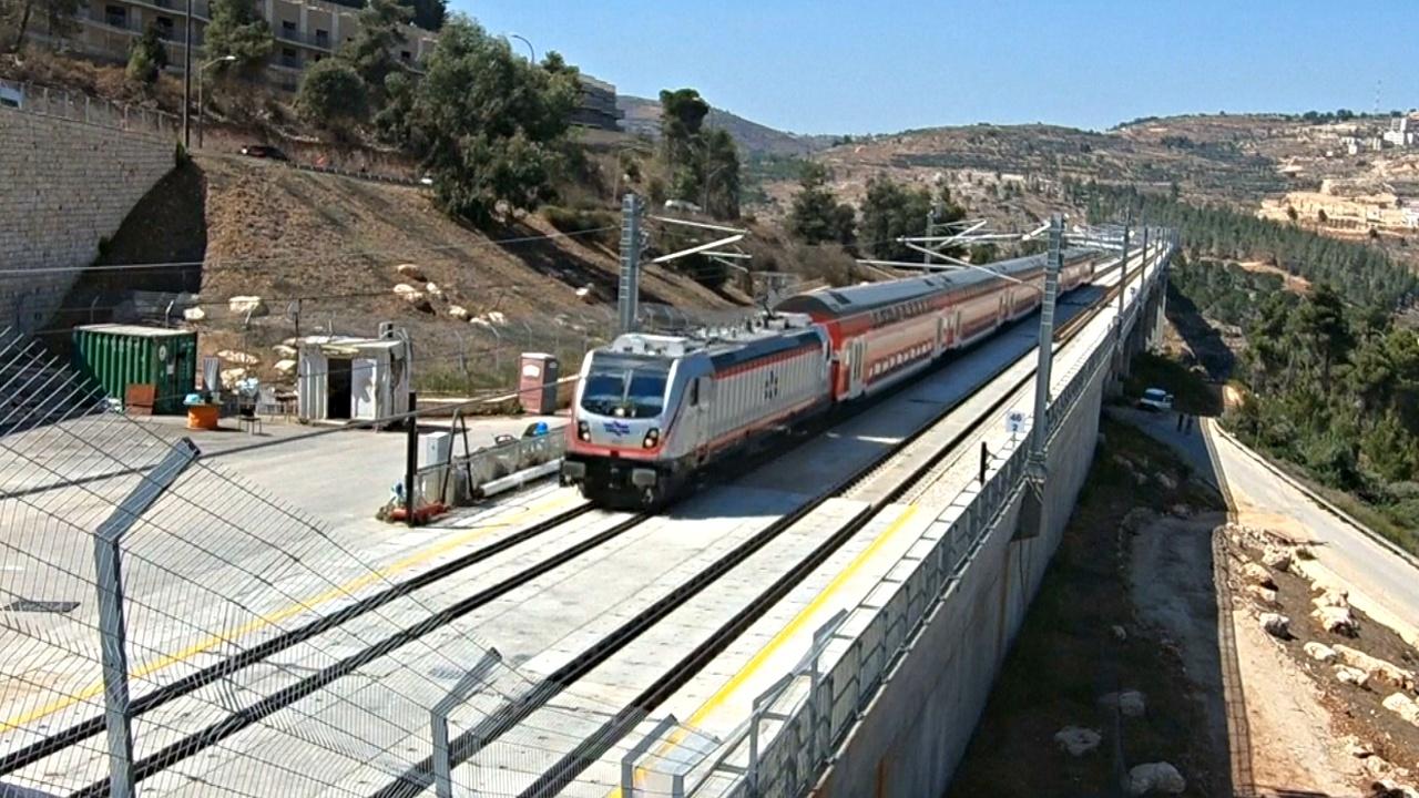 Первая скоростная железная дорога
