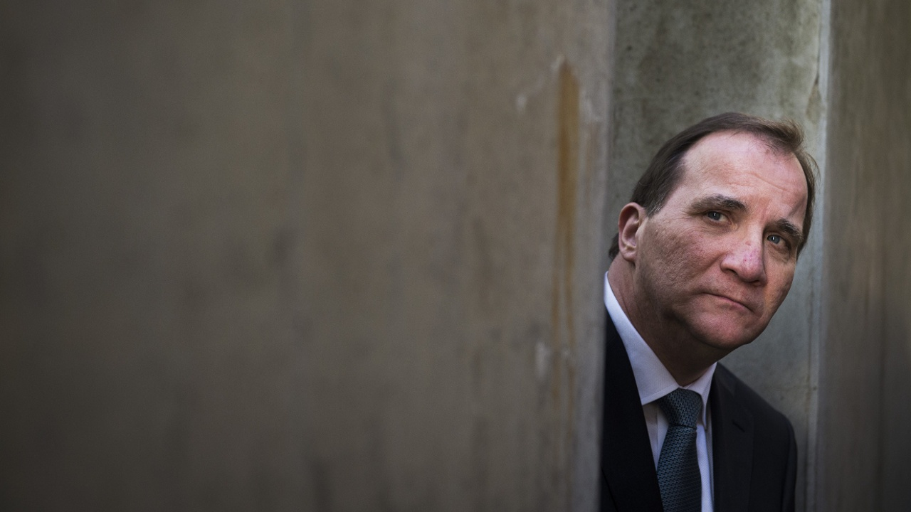 Шведский парламент не продлил мандат премьер-министра Стефана Лёвена