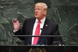 Дональд Трамп обвинил Иран в агрессии и призвал изолировать его