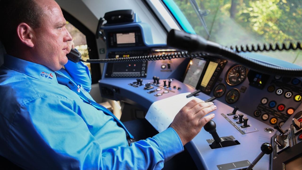 В Германии пошли первые в мире пассажирские поезда на водороде