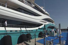 Более «зелёные» яхты и более молодые покупатели: что показывают на яхт-шоу в Монако