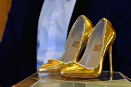 Сколько стоят самые дорогие туфли в мире?