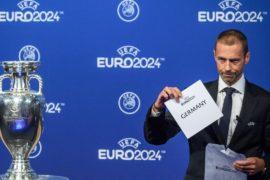 Германия примет чемпионат Европы по футболу — 2024