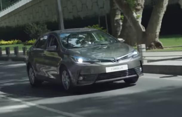Популярность модельного ряда Тойота