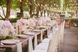 Преимущества организованного кейтеринга на свадьбу