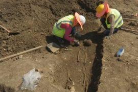 При строительстве газопровода в Албании нашли десятки артефактов