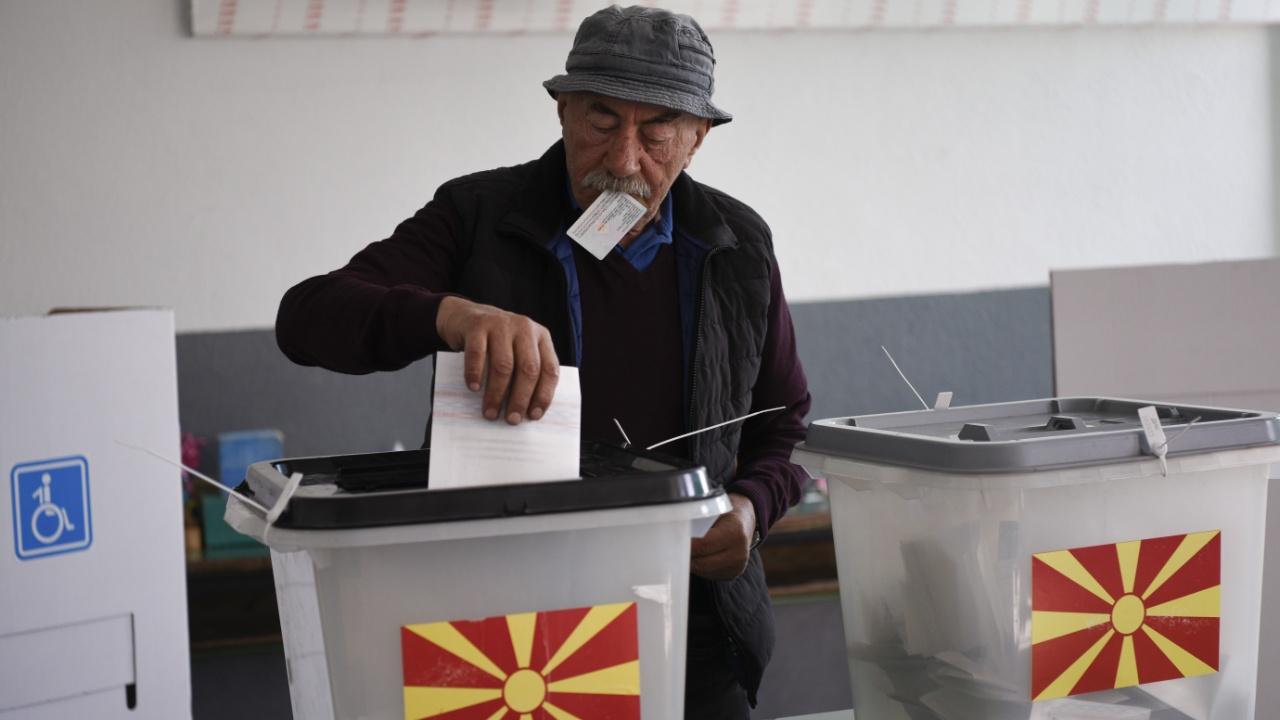 Более 60% македонцев не пришли на референдум о переименовании страны