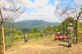 Демилитаризованную зону на Корейском полуострове начали разминировать
