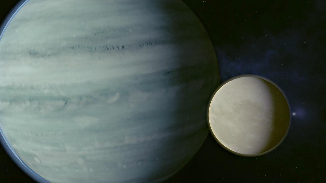 Учёные обнаружили спутник планеты за пределами Солнечной системы