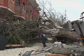 На Гаити при землетрясении погибли 14 человек, более 180 пострадали