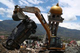 Около 5000 человек остаются пропавшими без вести на Сулавеси