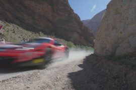 Пилот на Ferrari проехал по горной трассе в Марокко с рекордной скоростью