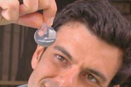 Съедобный пузырёк с водой поможет избавиться от пластиковых отходов
