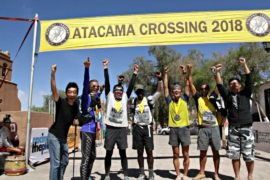 Ультрамарафон в пустыне Атакама: кто стал самым выносливым