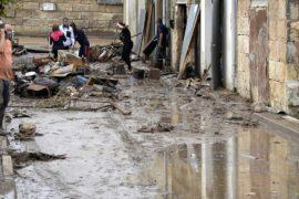 Жертвами наводнения на Майорке стали не менее 10 человек