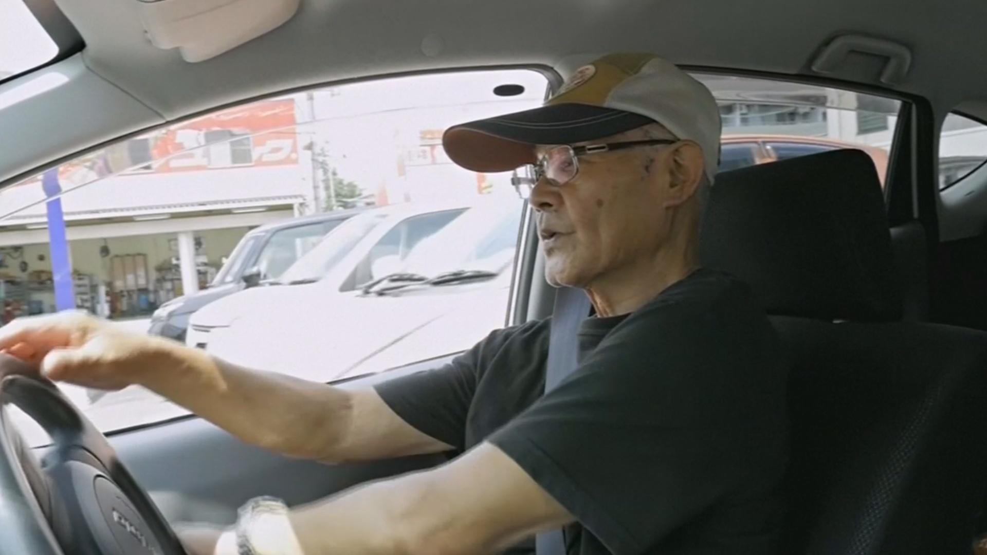 Стареющим водителям Японии нужны новые средства безопасности