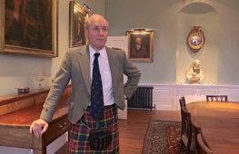 У древнейшего клана Шотландии спустя 337 лет снова появился вождь