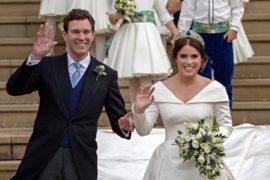 Королевская свадьба: принцесса Евгения вышла замуж