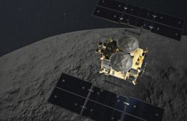 Какие тайны раскроет аппарат, успешно севший на астероид?