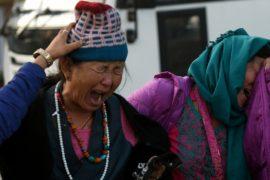 В Гималаях погибли пять альпинистов из Южной Кореи и четверо проводников
