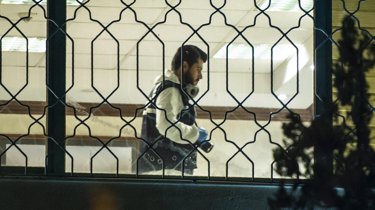 Исчезновение Джамала Хашогги: в консульстве Саудовской Аравии провели обыск