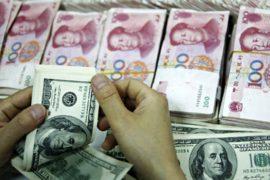 Сильный доллар и слабый юань не обрадовали китайских экспортёров