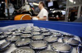 Компанию Audi оштрафовали на 800 млн евро за «дизельгейт»