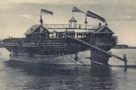 Останки беляны XIX века раскроют секреты строительства речных судов в России