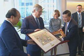Еврокомиссия утвердила торговое соглашение с Вьетнамом
