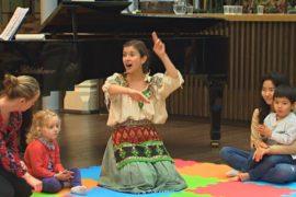 Любить оперу с пелёнок учат в Королевском театре Лондона