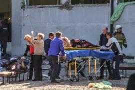Число жертв нападения на колледж в Керчи возросло до 20