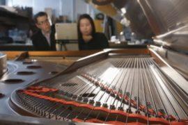 Австралийские мастера сделали первый в мире рояль со 108 клавишами