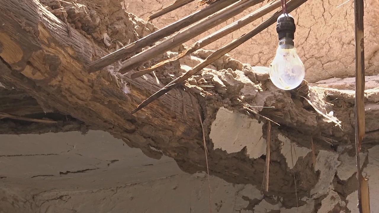 Термиты буквально съели египетскую деревню